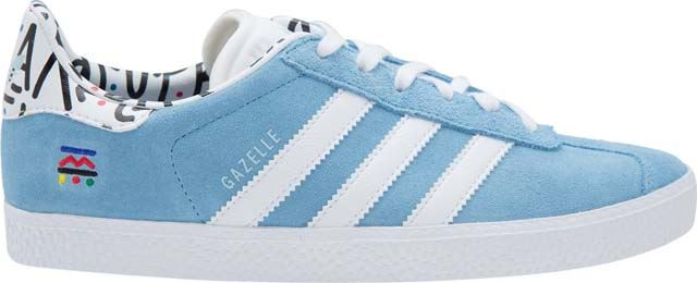 Adidas Originals Gazelle Childrens Trainers