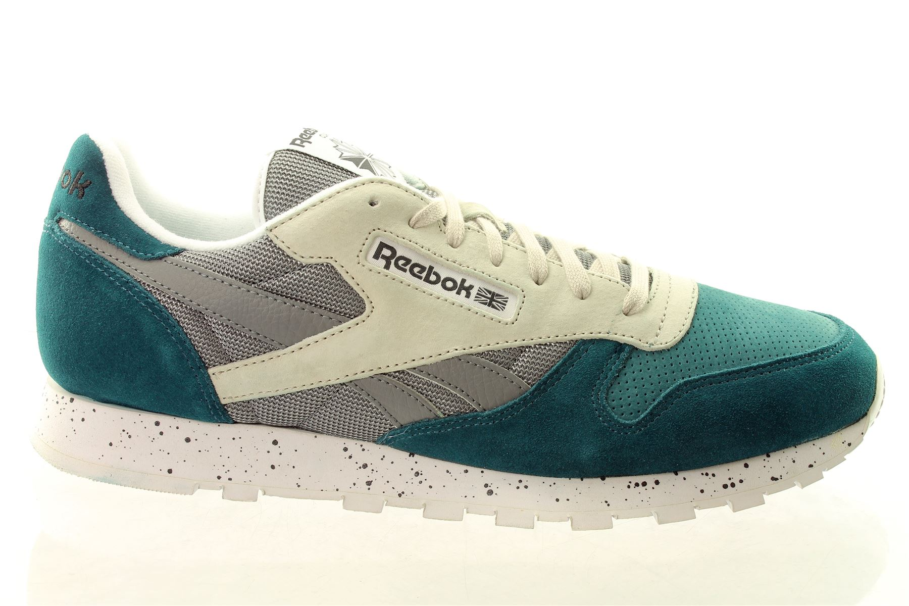f181618ce81 Reebok Classic Leather SM V66135 Mens Trainers ~SIZE UK 4 ONLY~SALE ...