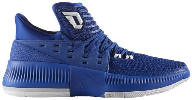 quite nice e918c 89f94 adidas Dame 3~D Lillard 3 Mens~Style Code BY3191