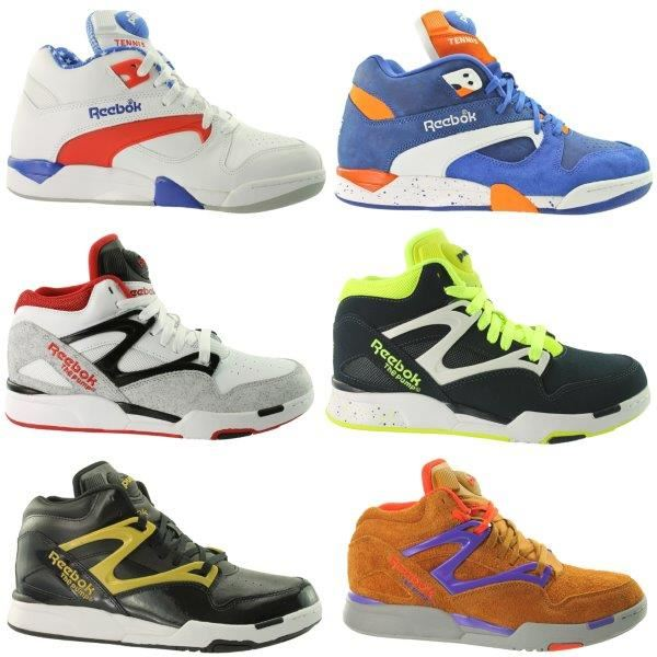 15a0fb9def1019 Mens Reebok Pump Omni Lite + Court Victory Pump Boots-Limited ...