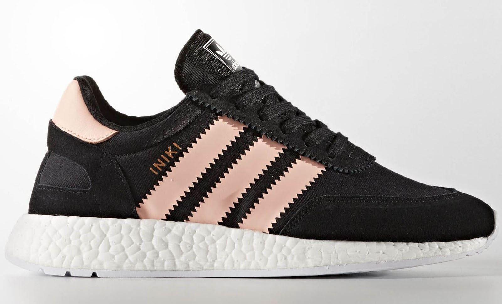 Adidas I-5923 Iniki Runner BB0000 Mujer Zapatillas ~ Originals ~ Reino Unido sólo 3.5 a 8
