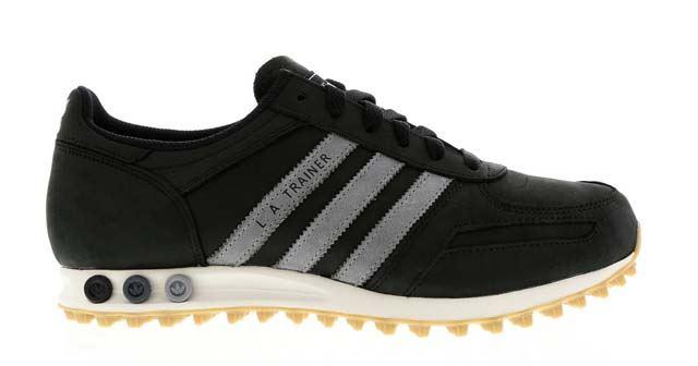 Dettagli su ADIDAS L.A. TRAINER S79396 Sneaker Uomo ~ ORIGINALI ~ solo Taglia UK 6.5- mostra il titolo originale