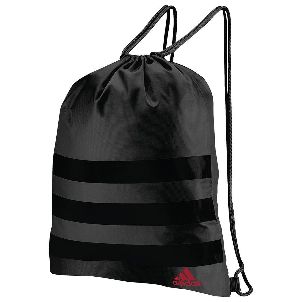 Adidas 2018 Uomo 3 Bag Strisce Golf Cordone Tote Bag 3 Ebay 26f7d6