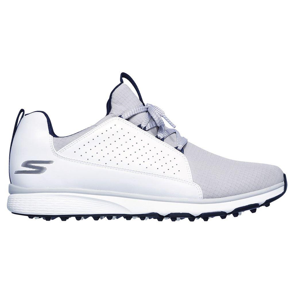 Skechers-GO-GOLF-Mojo-Elite-Leather-Waterproof-Spikeless-Golf-Shoes-54539 thumbnail 11