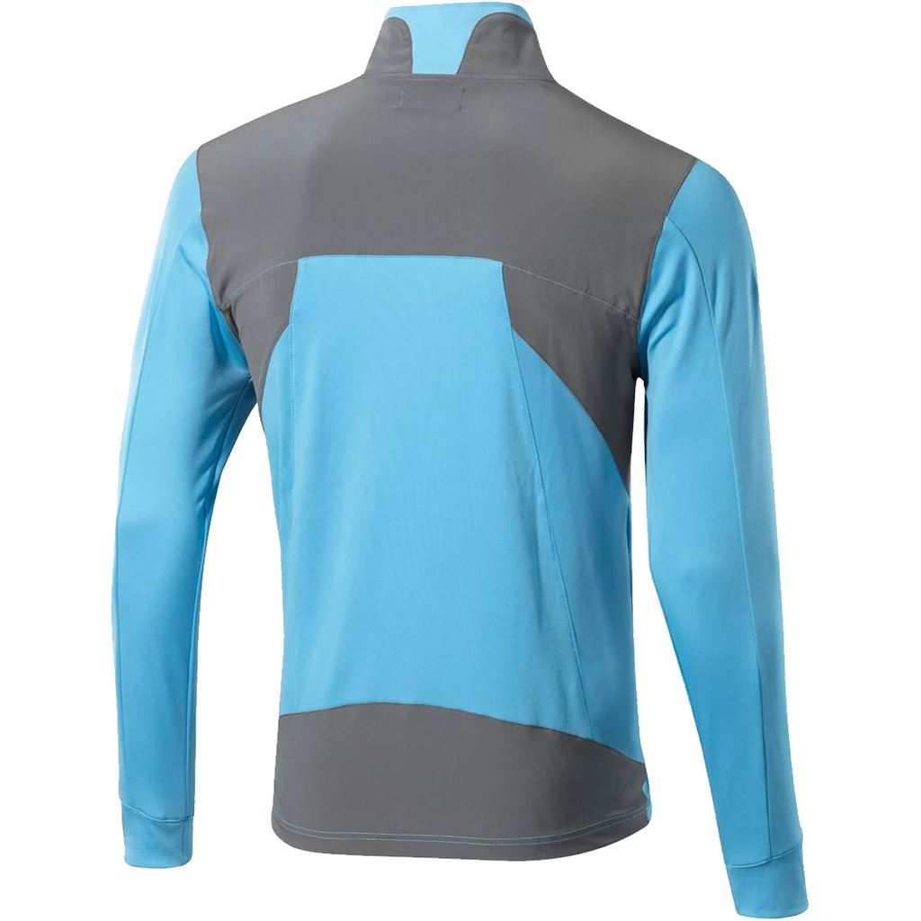60-OFF-RRP-MIZUNO-LAYER-ZIP-WARMALITE-PULLOVER-MENS-PERFORMANCE-GOLF-COVER-UP thumbnail 4