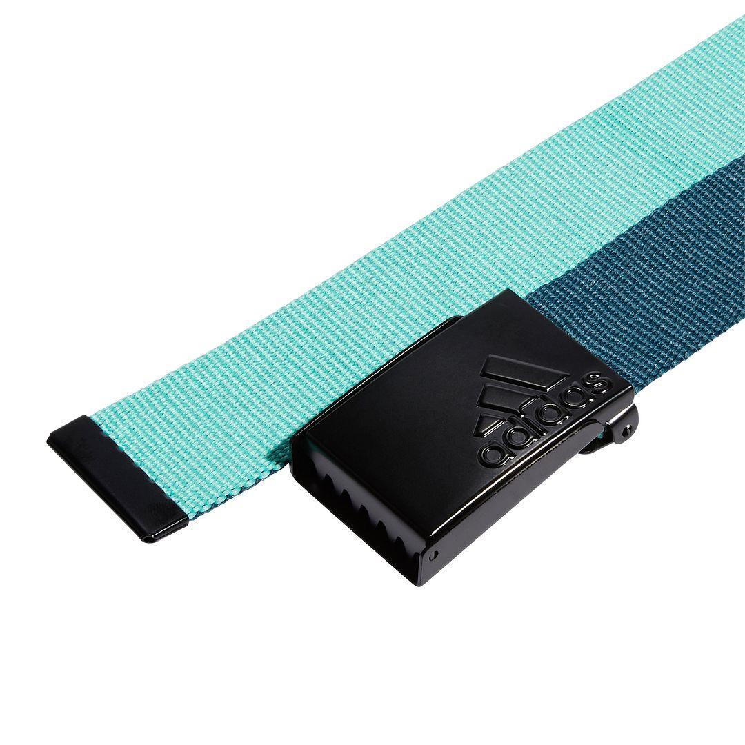 thumbnail 4 - ADIDAS Golf Mens Lightweight Reversible Webbing Belt Adjustable One Size