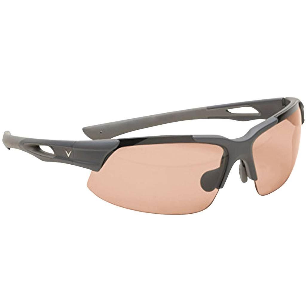 Callaway Golf 2018 Peregrine MirroROT Polarized Full Protection Golf Callaway Sunglasses b9c823