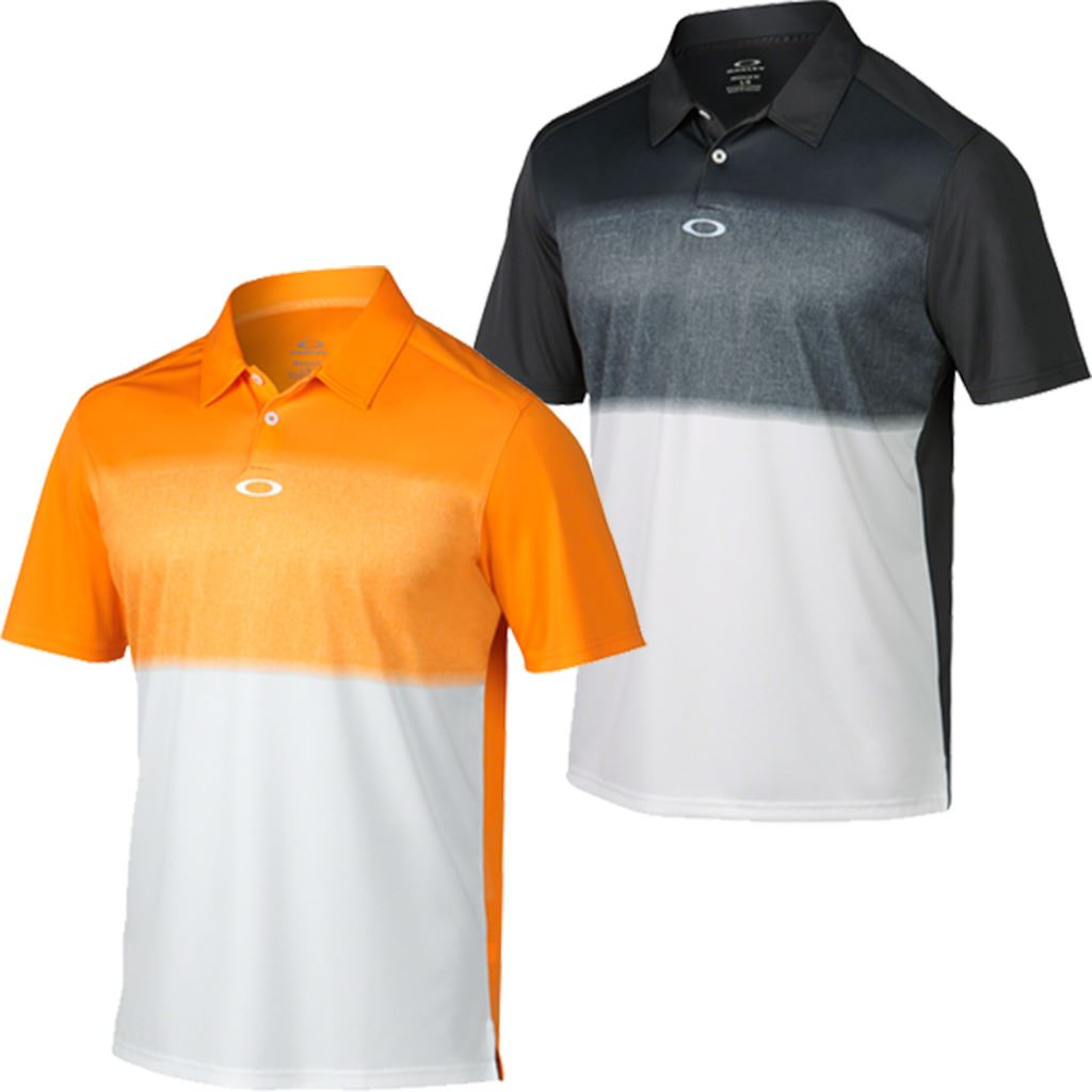 oakley golf tops