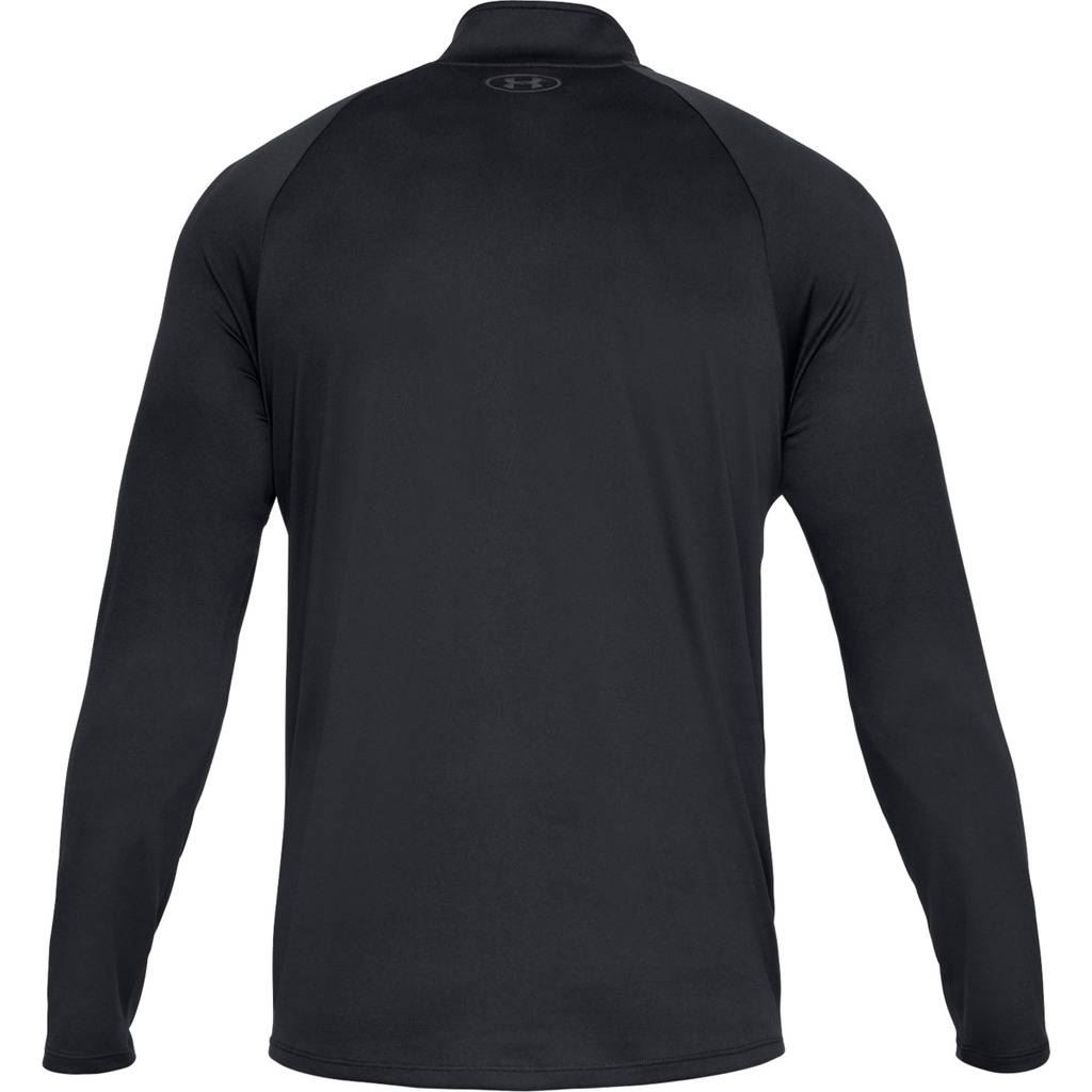 Under-Armour-Mens-2019-UA-Tech-1-2-Zip-Sweater-Mens-Training-Breathable-GYM-Top thumbnail 3