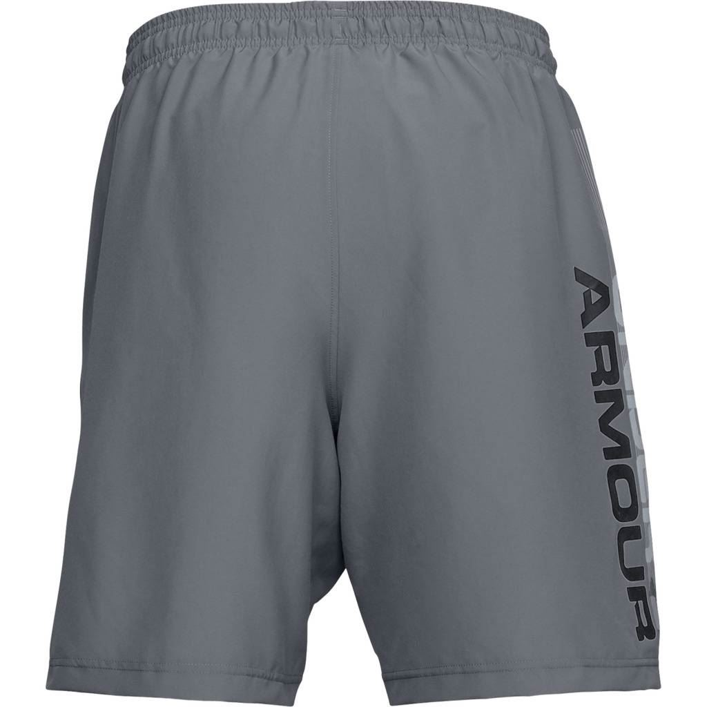 UNDER-ARMOUR-2019-MENS-UA-WOVEN-GRAPHIC-WORDMARK-SPORTS-FITNESS-GYM-SHORTS thumbnail 17