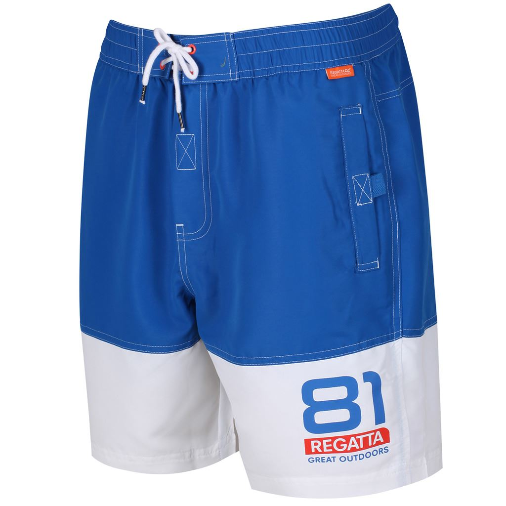 REGATTA-MENS-BRACHTMAR-II-QUICK-DRY-SUMMER-SWIMMING-SHORTS thumbnail 10