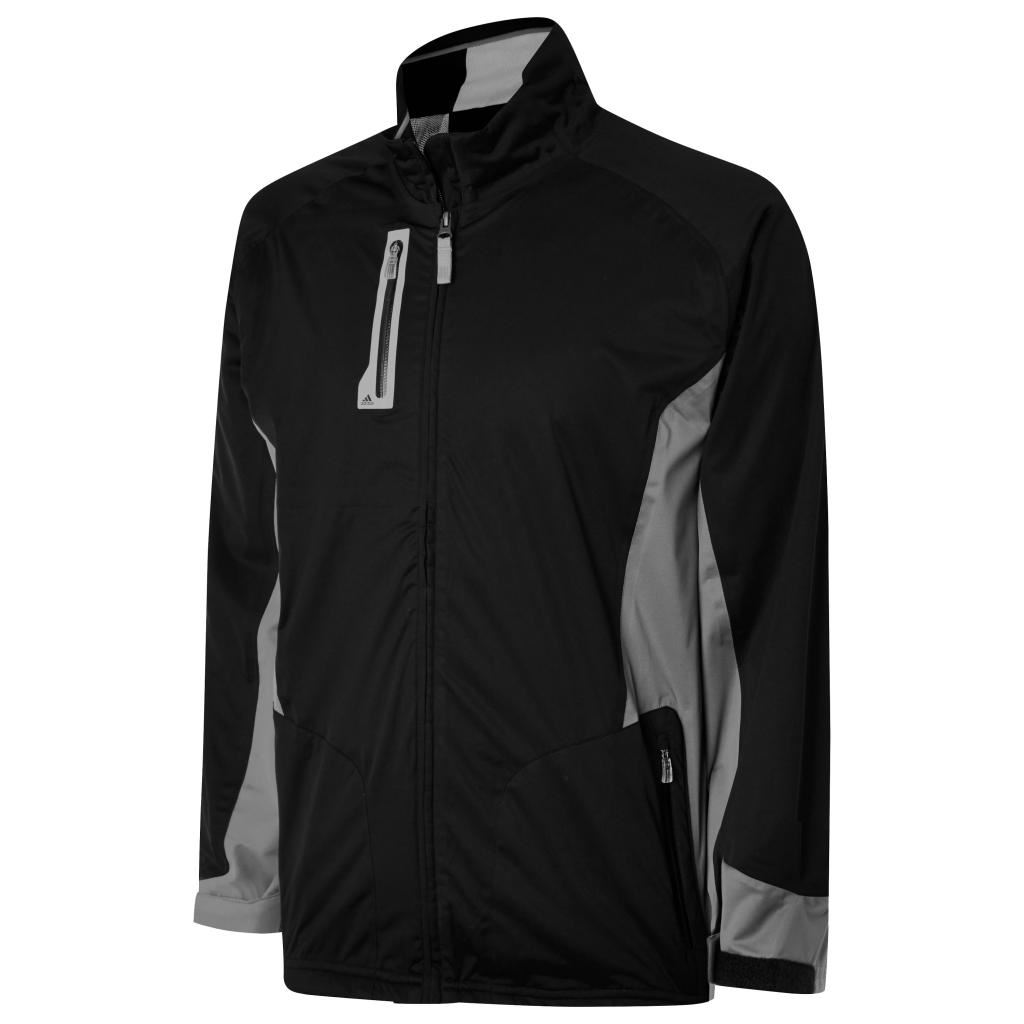 9a3fe86a1442a Details about adidas Mens Climaproof Advance Rain Puremotion Waterproof  Golf Jacket