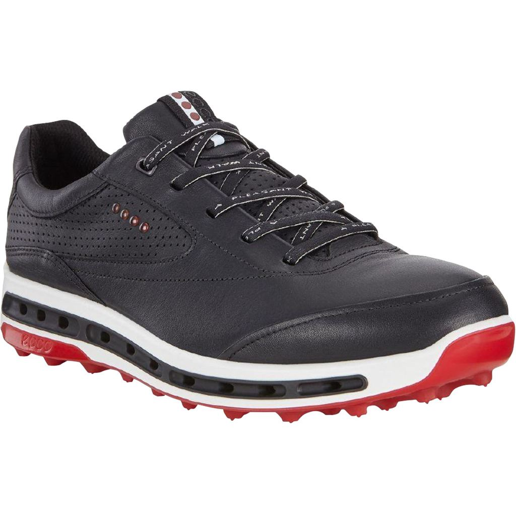 4f575ae94242 ECCO GORE-TEX Cool Pro Mens Dritton Leather Golf Shoes