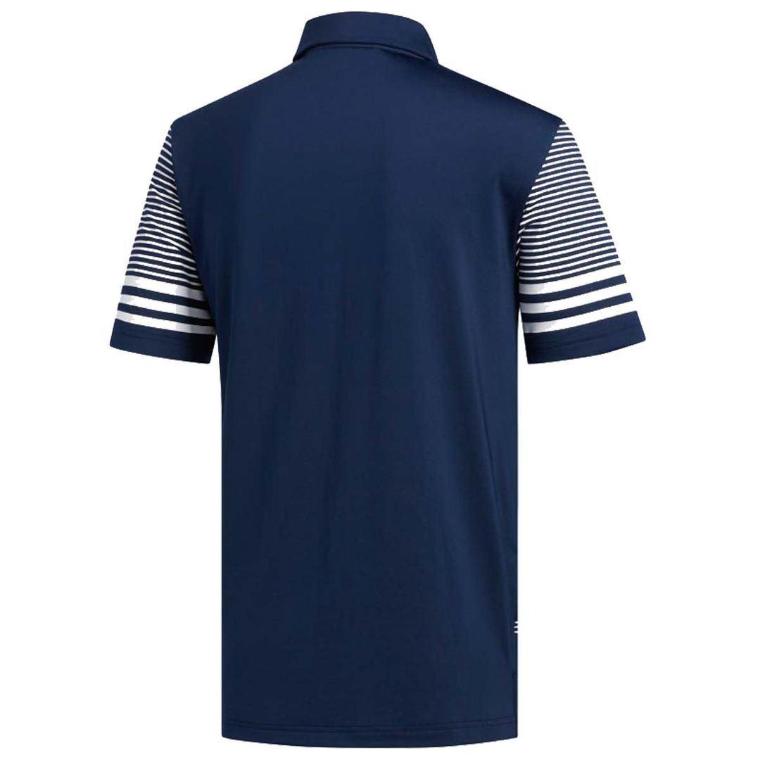 adidas-Golf-2019-Mens-Ultimate-365-Gradient-Short-Sleeve-Golf-Polo-Shirt thumbnail 3