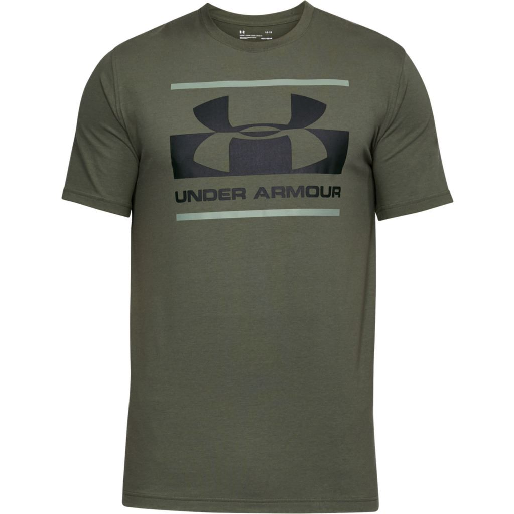 Under-Armour-2018-Mens-UA-Blocked-Sportstyle-Logo-Charged-Cotton-T-Shirt
