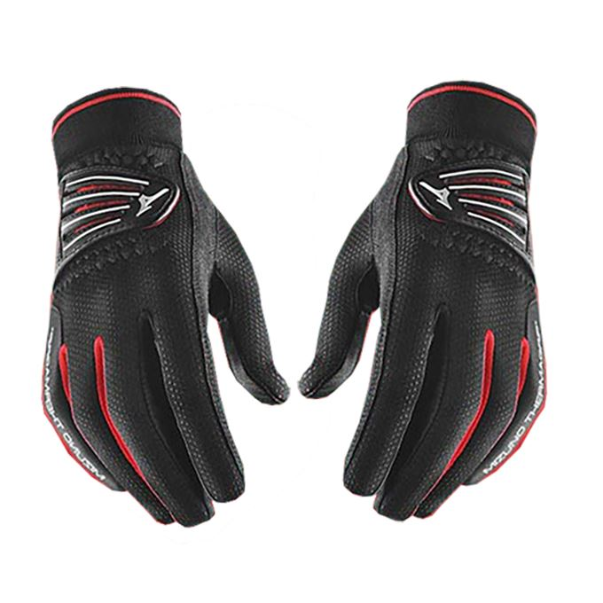 Nike Winter Gloves In South Africa: Mizuno ThermaGrip Mens Winter Playing Gloves Thermal Golf