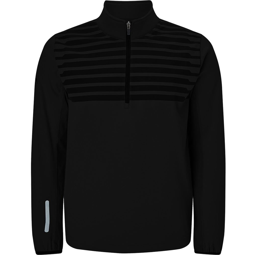 CALLAWAY-MENS-GOLF-TECHNICAL-MID-LAYER-1-4-ZIP-THERMAL-PERFORMANCE-GOLF-PULLOVER thumbnail 6