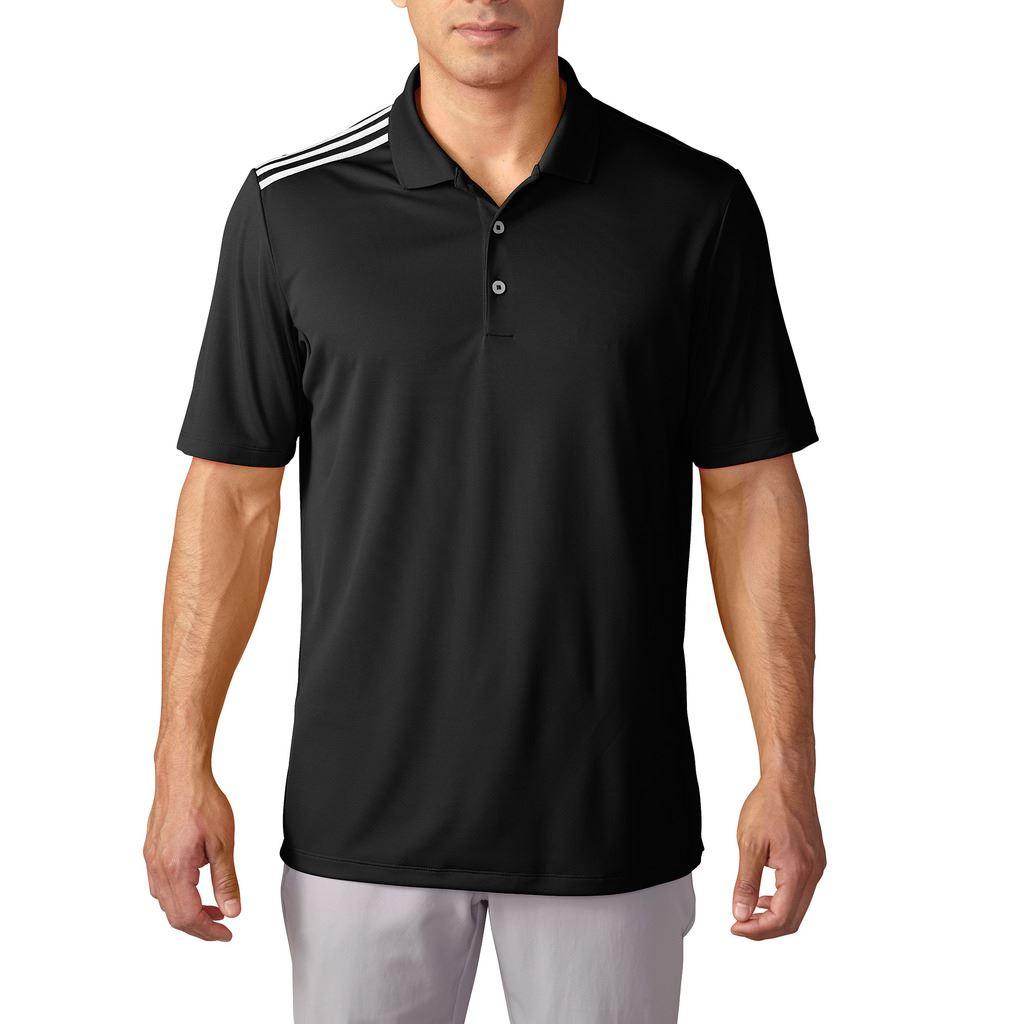 2c5d3fa0ab 30% OFF RRP adidas Golf Climacool 3-Stripes Shoulder Performance ...