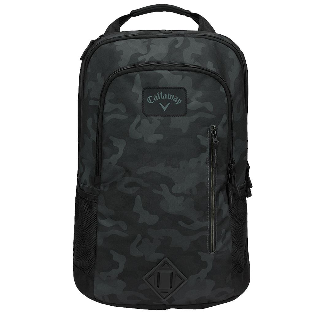 Callaway Golf 2017 Clubhouse Camo Backpack Gym Bag