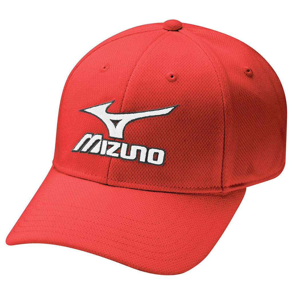 d5b43c48b07 Details about 50% OFF Mizuno Tour Fitted Mens Performance Hat Stretch-Fit  Golf Cap