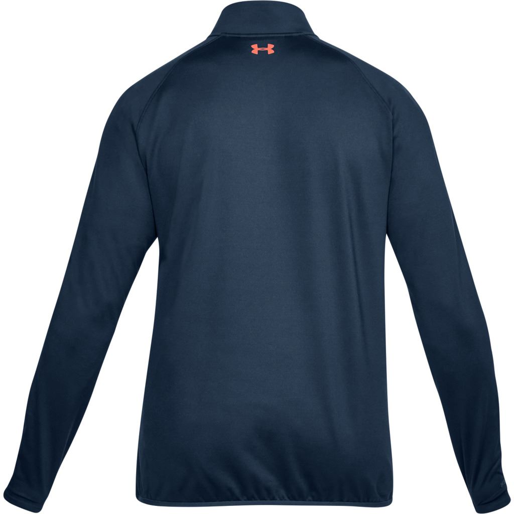 Under-Armour-EU-Midlayer-1-4-Zip-Hydrofuge-Hommes-Golf-Pull-Pullover miniature 5
