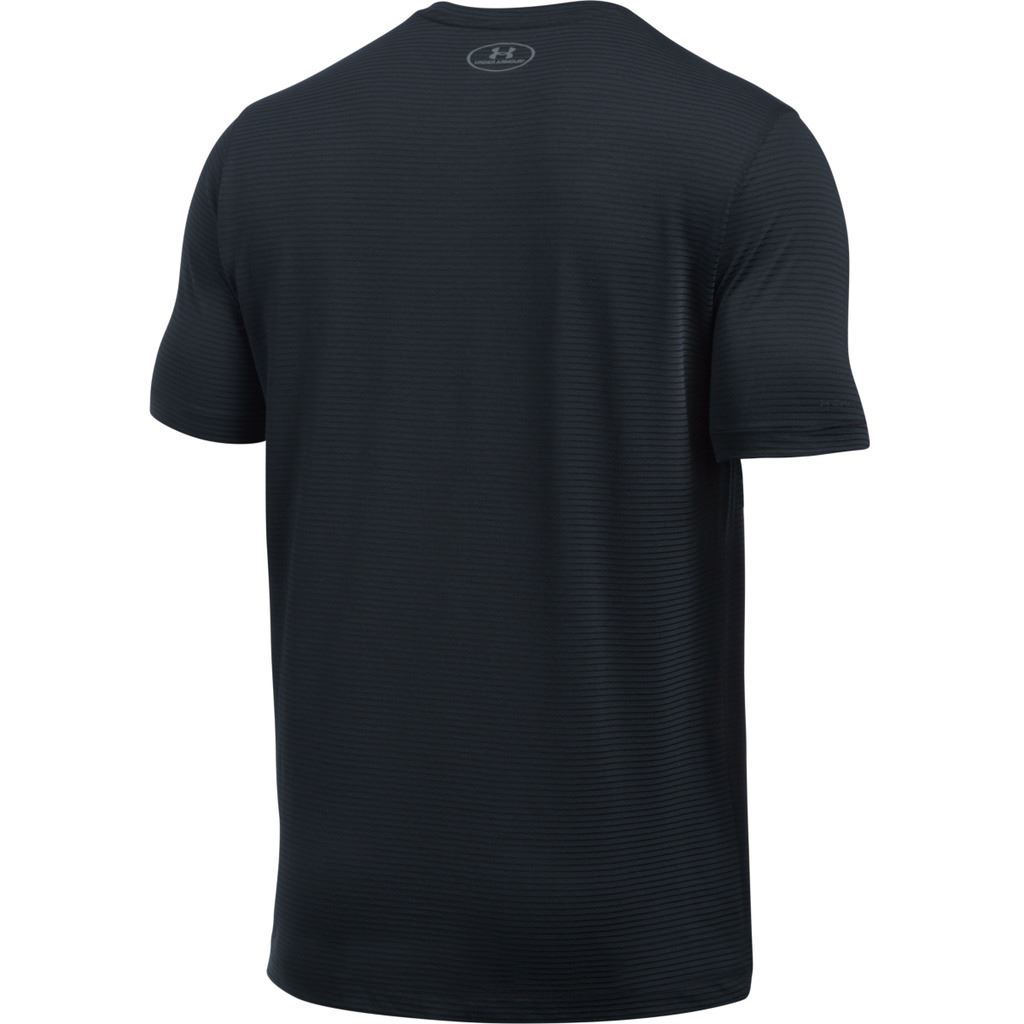 Under Armour 2017 Charged Cotton Ss T Shirt Mens