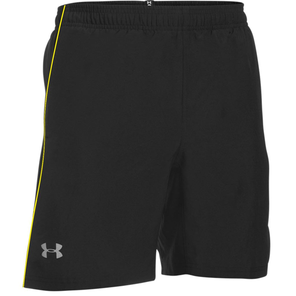 Under-Armour-2017-Mens-Heatgear-Speed-Stripe-Woven-7-034-Sports-Training-Gym-Shorts