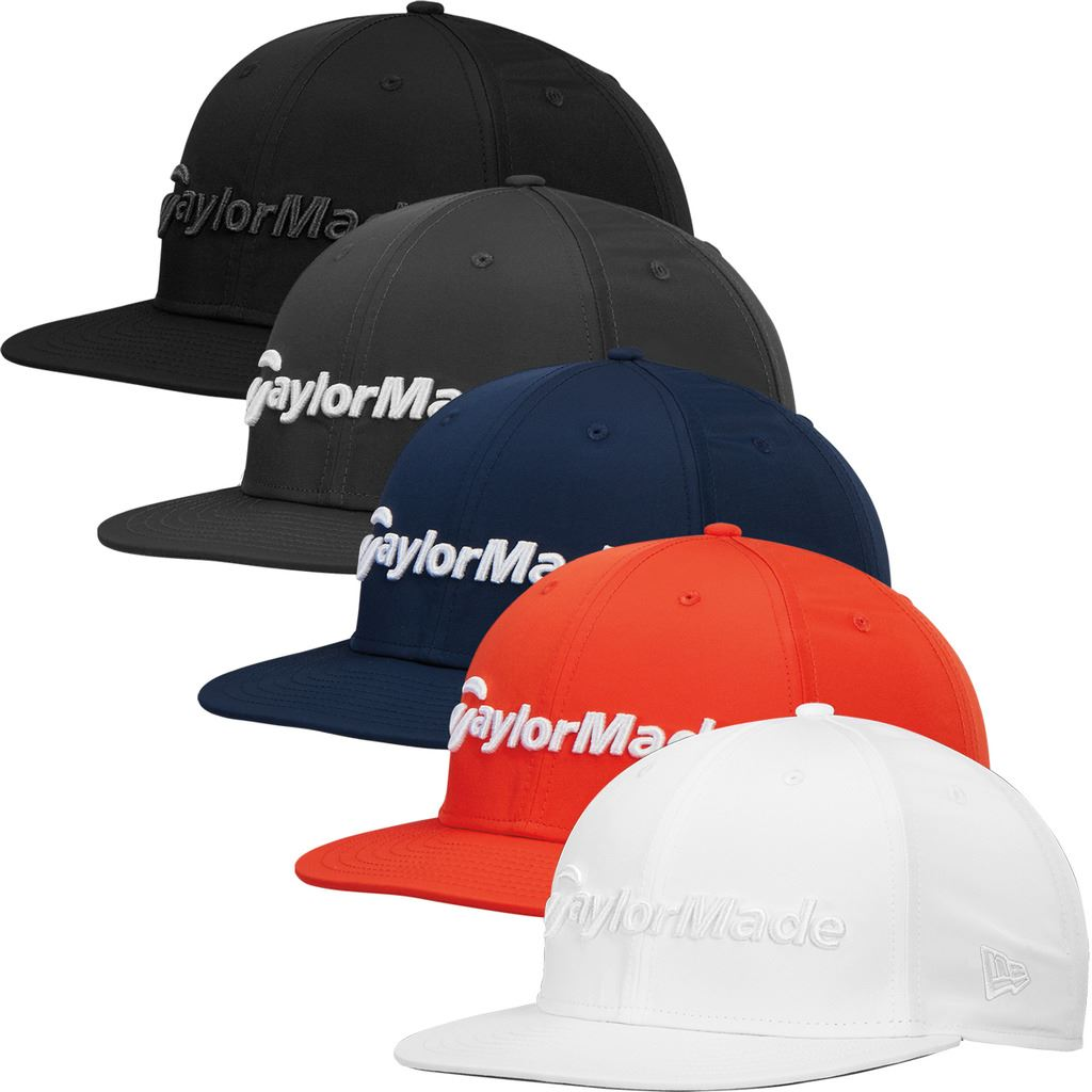 4cca7231c73ee TaylorMade 2019 Performance New Era 9Fifty Hat Adjustable Mens ...