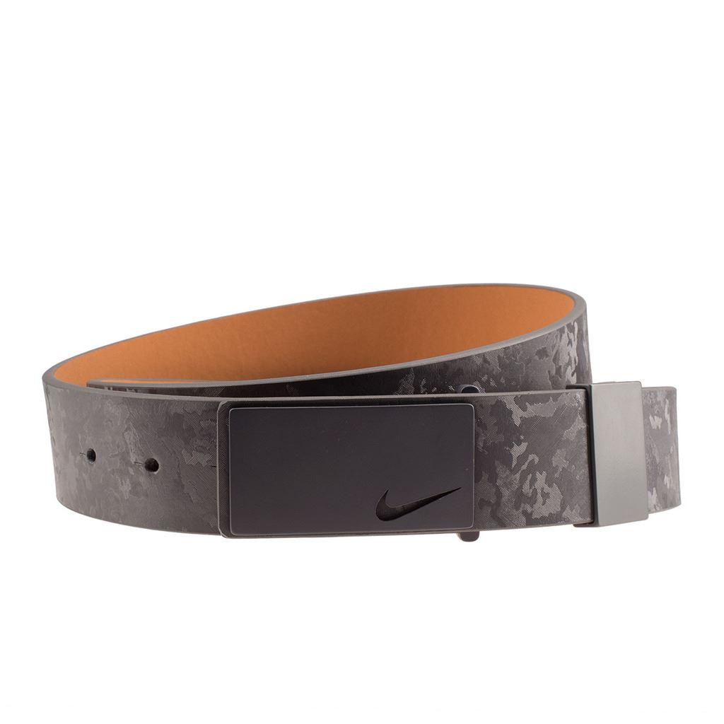 f90c65420d1a40 Nike Sleek Modern Plaque texturé Ceinture Golf Hommes   eBay