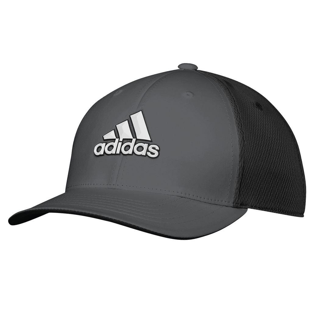 98d5192b7f7 adidas GOLF MENS HAT CLIMACOOL STRETCH FIT TOUR GOLF CAP