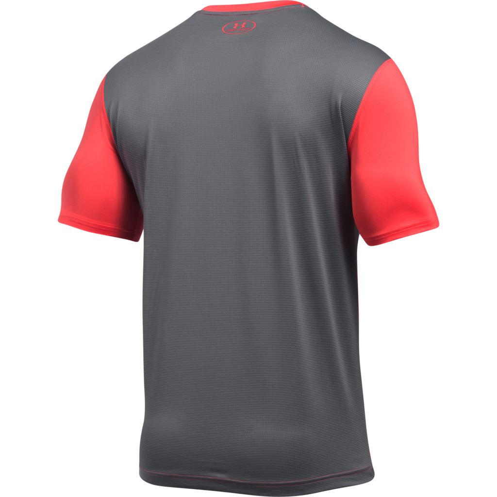 under armour 2017 mens heatgear raid short sleeve training. Black Bedroom Furniture Sets. Home Design Ideas