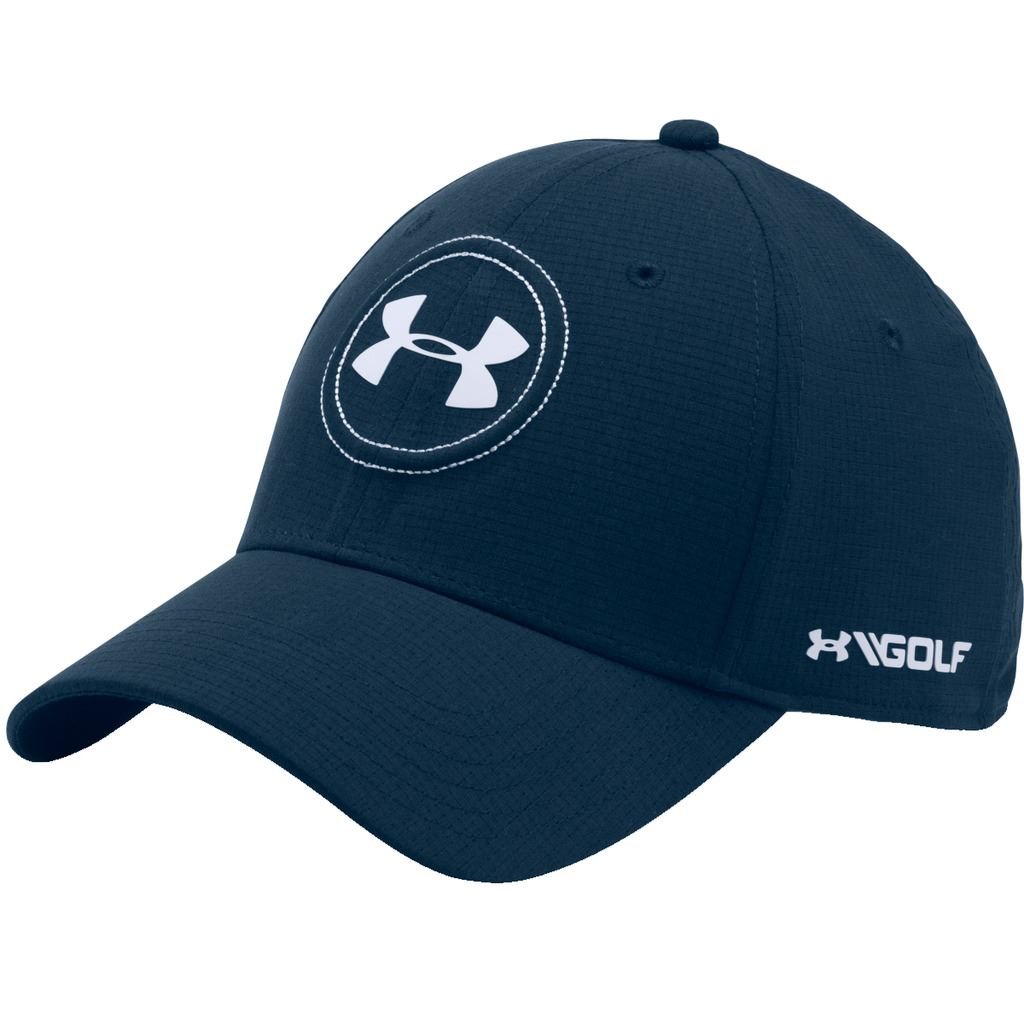 Under Armour Mens UA Golf Official Tour Cap Jordan Spieth 2.0 ... 652a87036a5