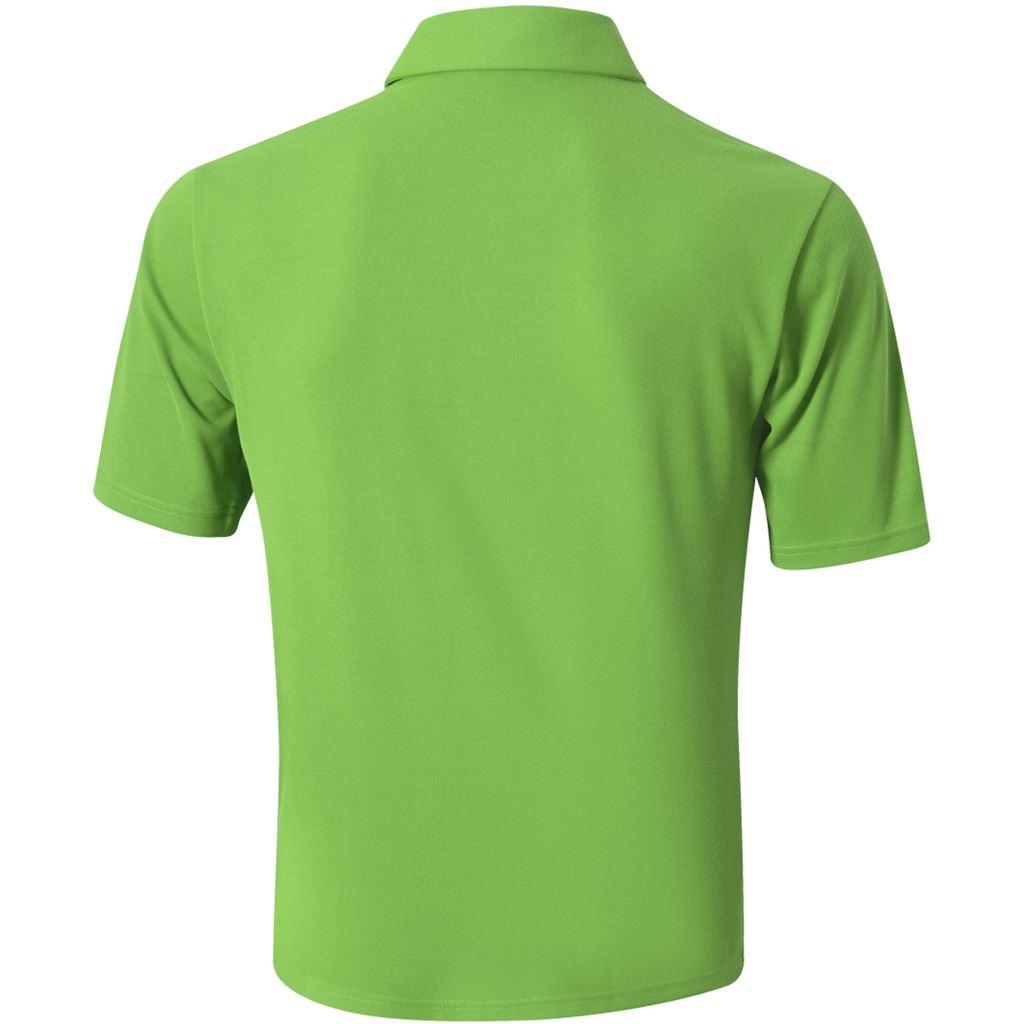 Mizuno-Golf-Mens-Solar-Cut-Short-Sleeve-Golf-Polo-Shirt miniatura 5