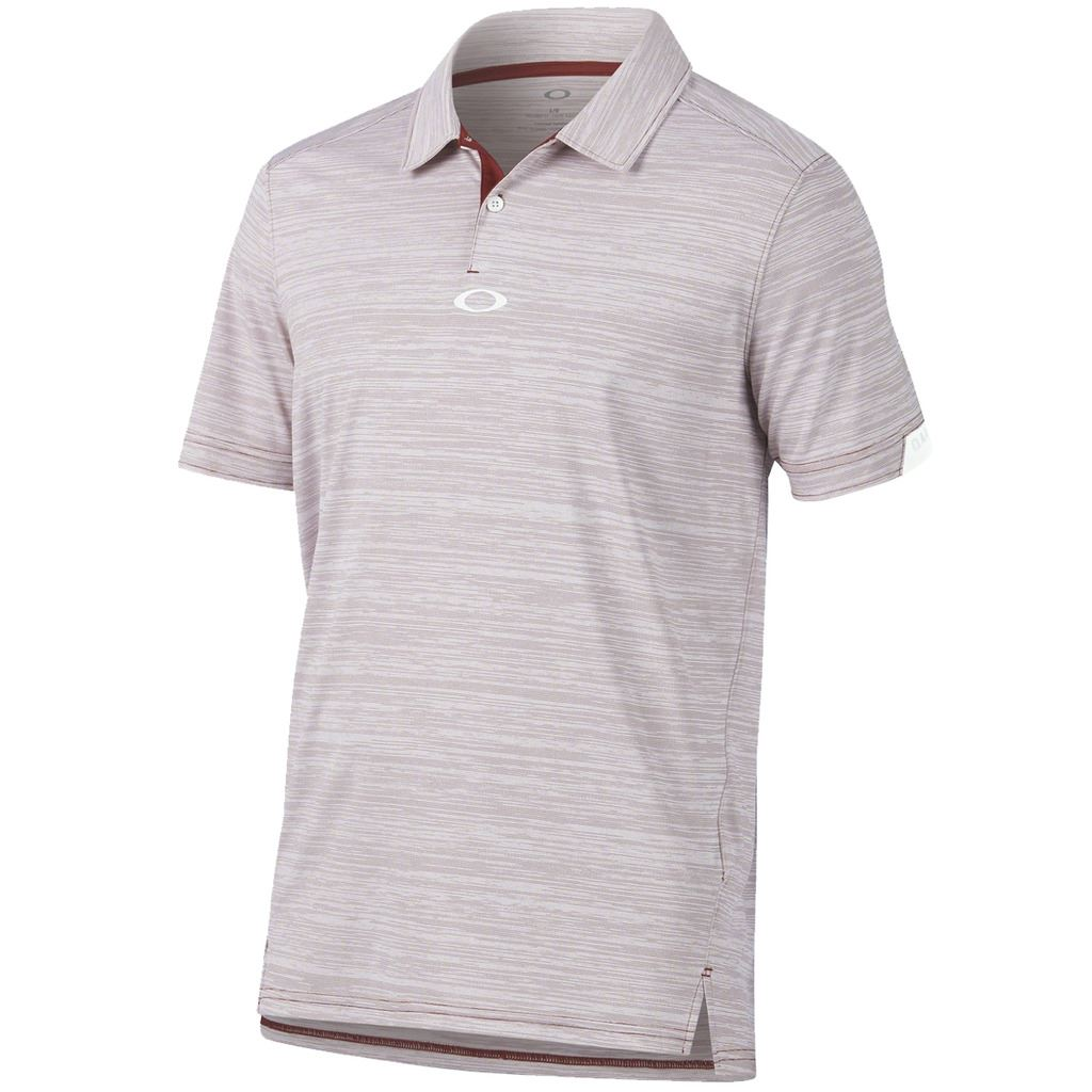 5380ca8e81 Oakley Golf Mens Gravity Performance Golf Polo Shirt