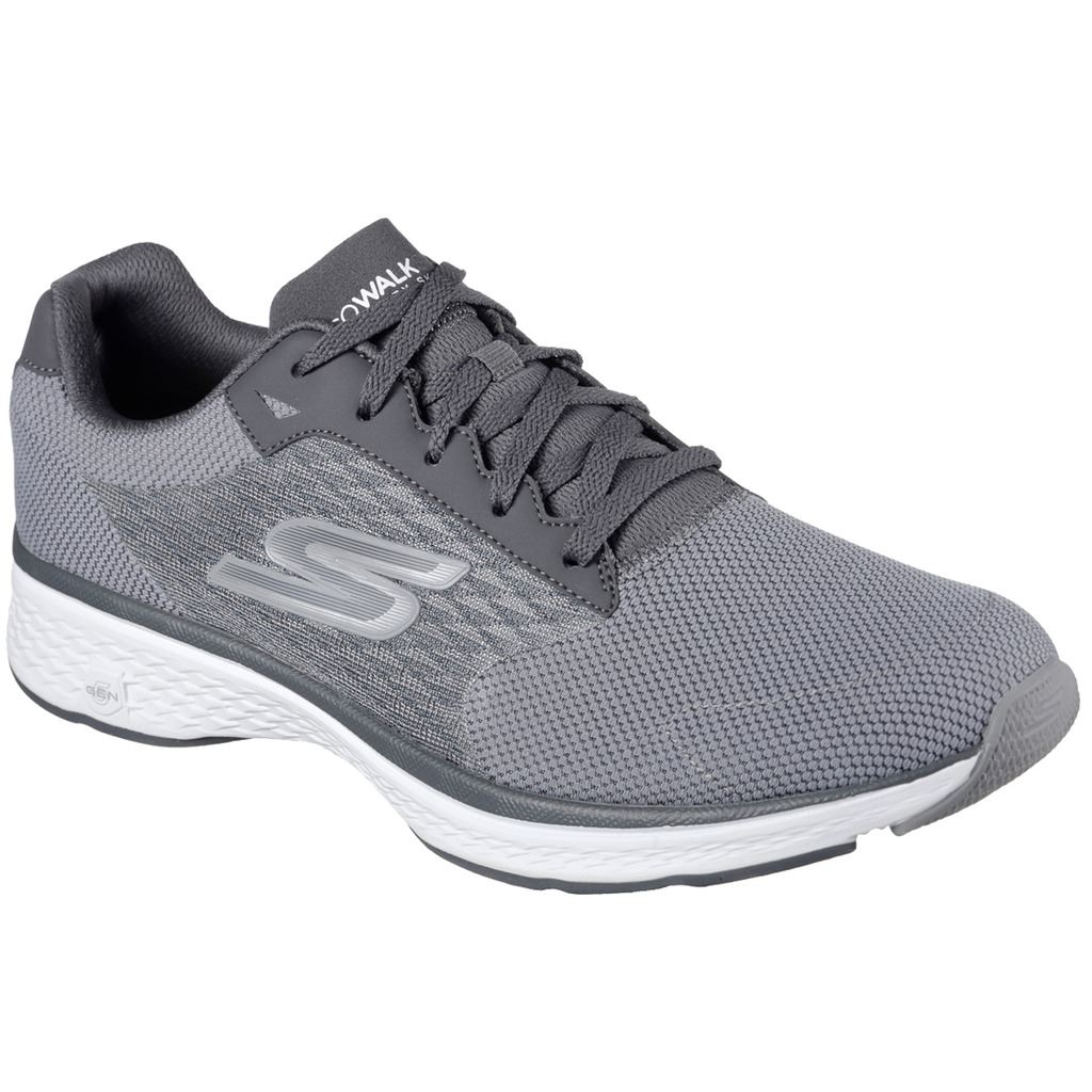 SKECHERS MENS PERFORMANCE GO WALK SPORT GOGA MAX STREET SPORTS SHOES