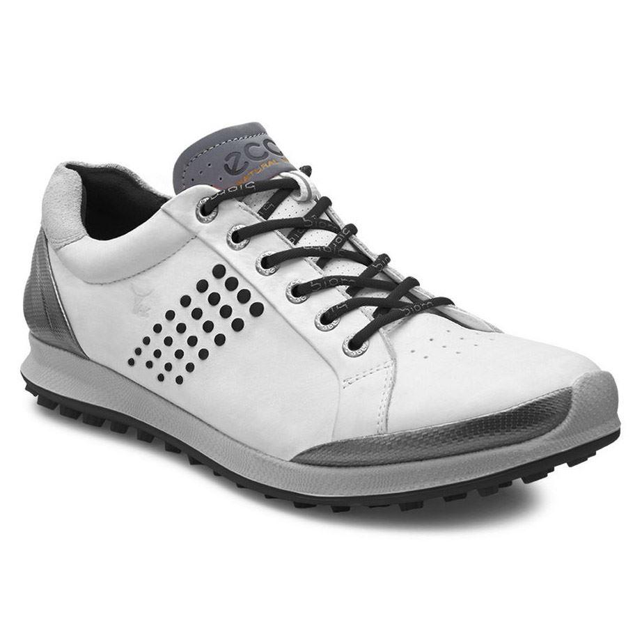 ECCO-Biom-Hybrid-2-Spikeless-Waterproof-Yak-Leather-Mens-Golf-Shoes