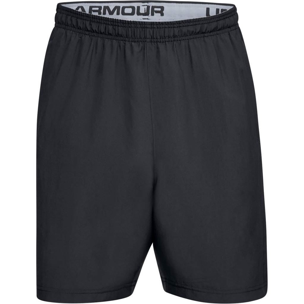 UNDER-ARMOUR-2019-MENS-UA-WOVEN-GRAPHIC-WORDMARK-SPORTS-FITNESS-GYM-SHORTS thumbnail 10
