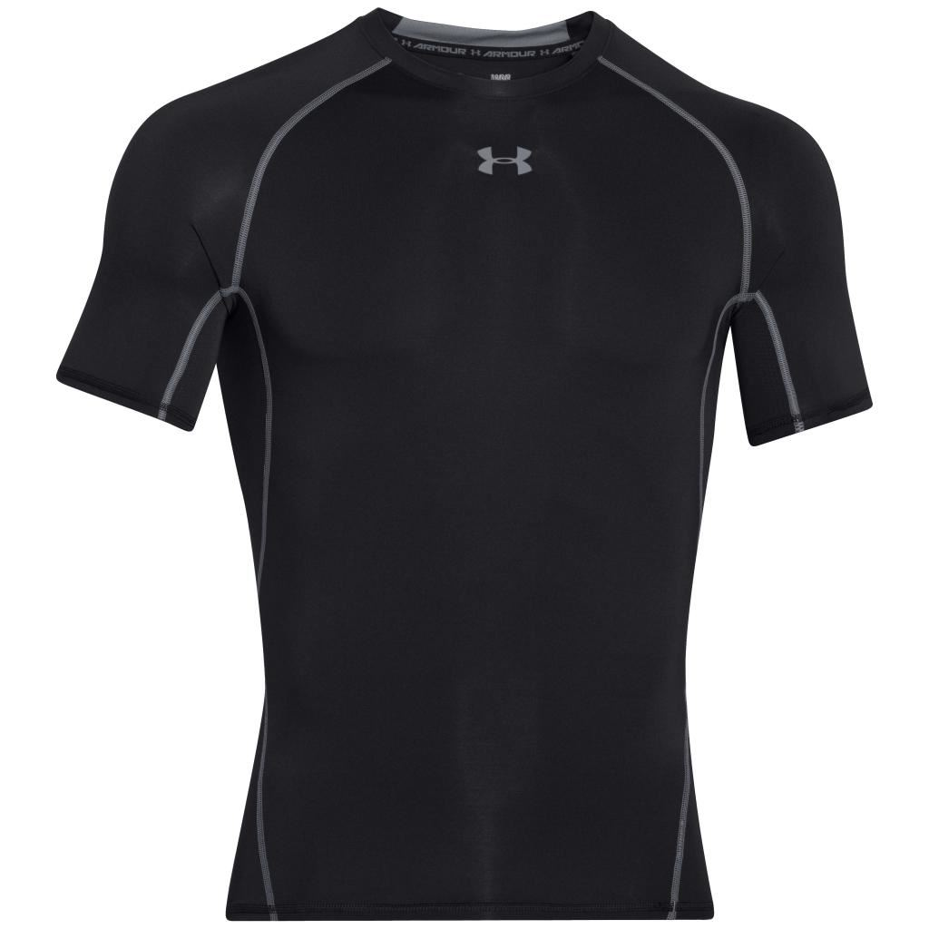 Under-Armour-Mens-HeatGear-Compression-T-Shirt-Armour-Baselayer