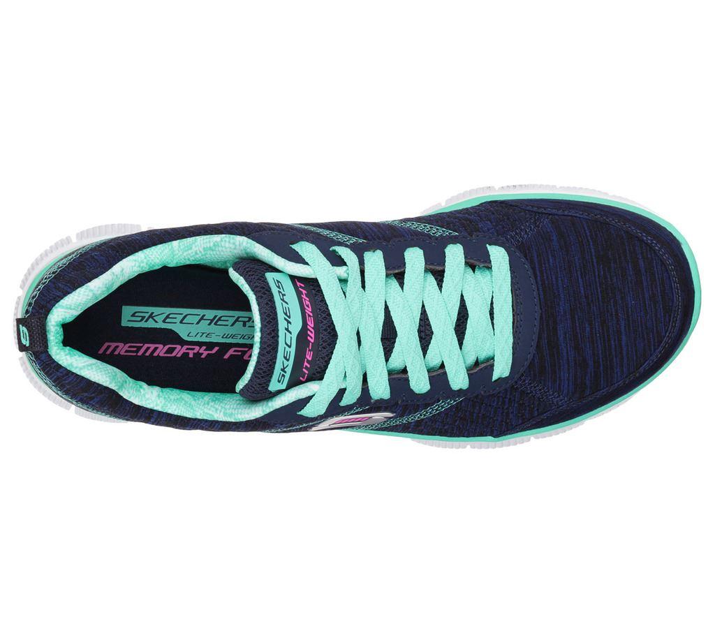 Rue Skechers Appel Ville Chaussures Flex Légère de Marche Ladies vZq8fzP