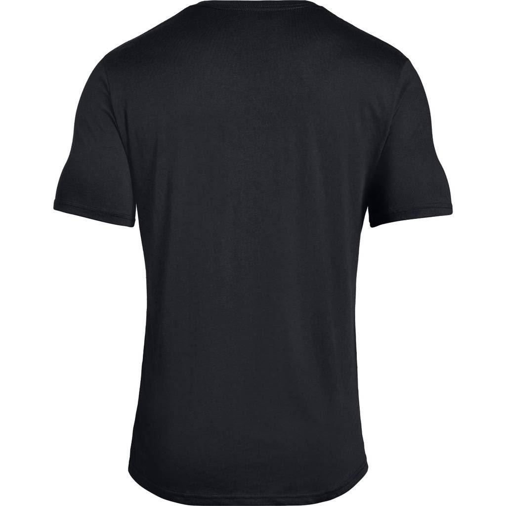 Under-Armour-Tee-2019-Mens-HeatGear-GL-Foundation-HeatGear-T-Shirt-Top thumbnail 3