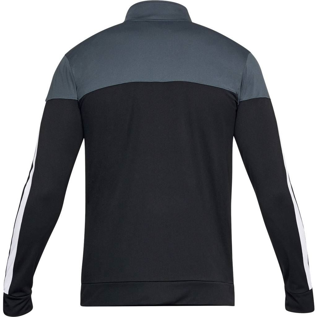 Under-Armour-2019-Mens-UA-Sportstyle-Pique-Full-Zip-Sports-Training-Track-Jacket thumbnail 5