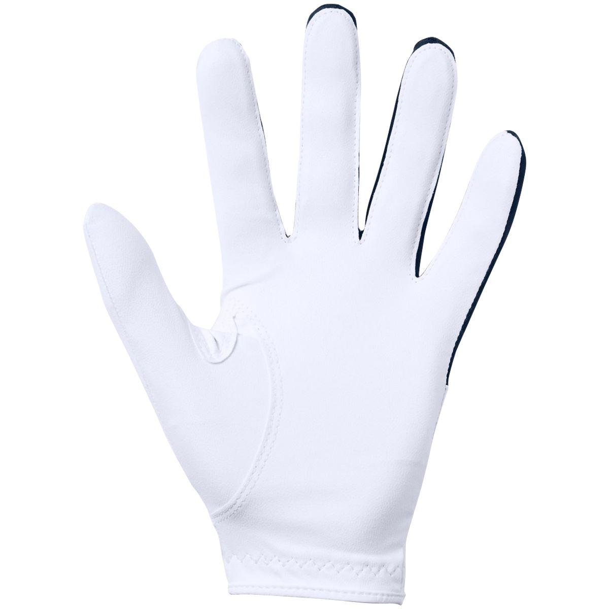 Under-Armour-Golf-Glove-NEW-2019-UA-Medal-Synthetic-Textured-Mens-Left-Hand Indexbild 3