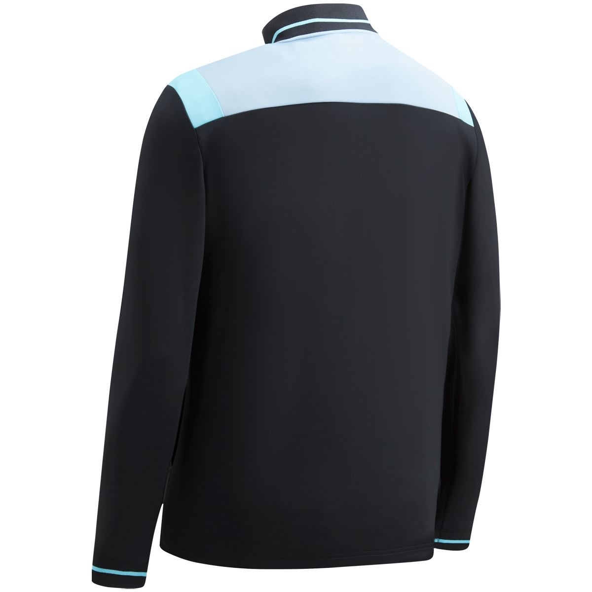 Callaway-Golf-2019-Mens-Colourblock-Track-FZ-Contrast-Opti-Dri-Golf-Jacket thumbnail 3