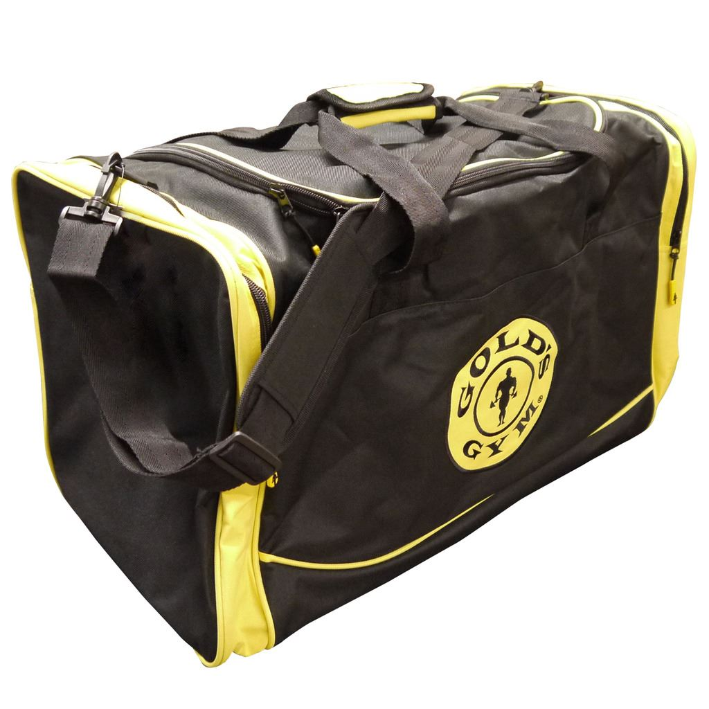 Gold 039 S Gym 2017 Large Sports Duffel