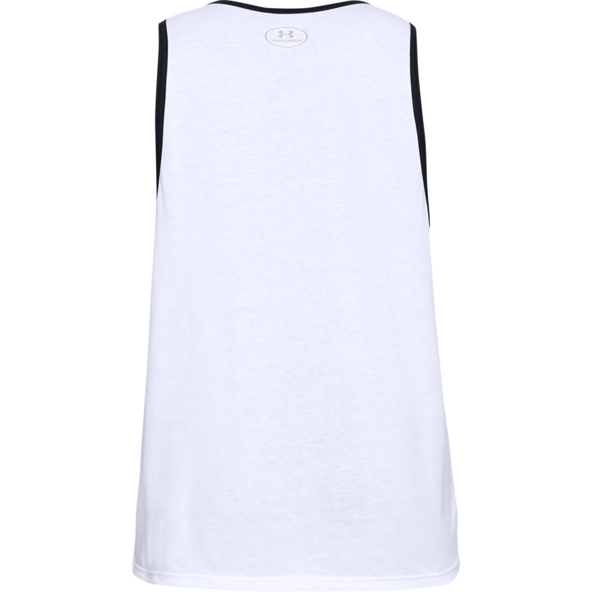 Under-Armour-Mens-UA-Sportstyle-Logo-Tank-Top-Sleeveless-Cotton-Vest thumbnail 9