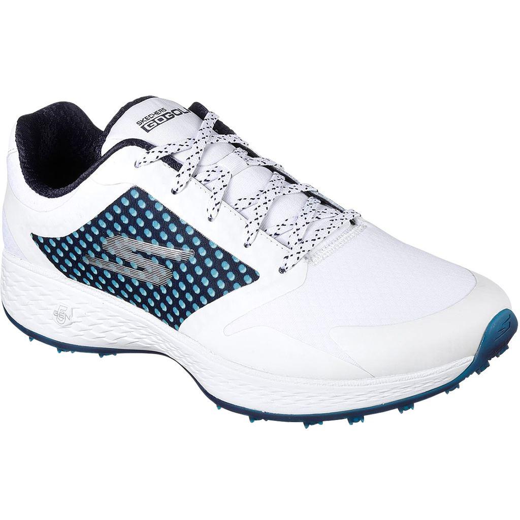 Skechers 2018 Go Golf Eagle LEAD Womens Spikeless Shoes 14864 Charcoal/Blue 5UK F1Oe66kA