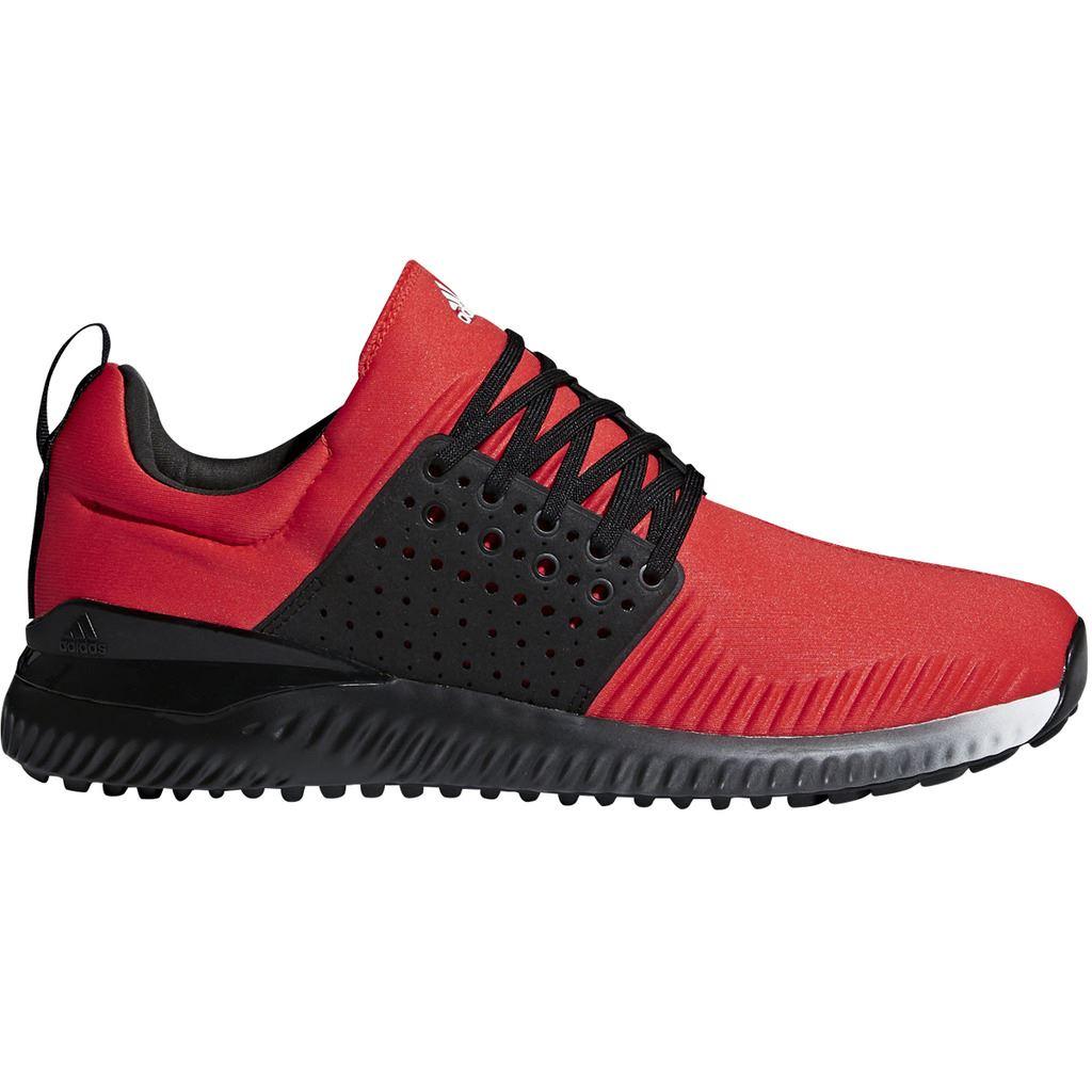 6455411010b adidas Golf Mens Adicross Bounce Spikeless Golf Shoes