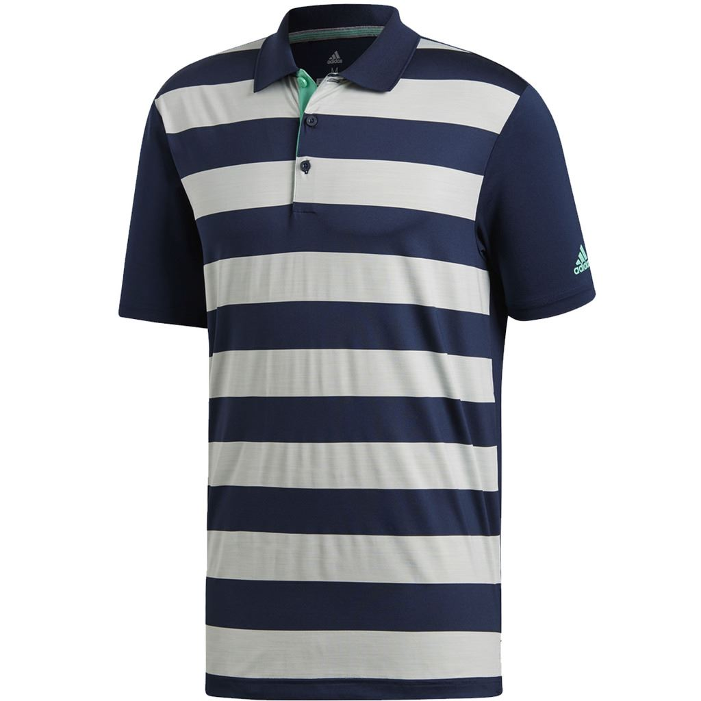 adidas-Golf-2018-Ultimate-365-Rugby-Golf-Polo-Shirt-Mens-Performance-Top