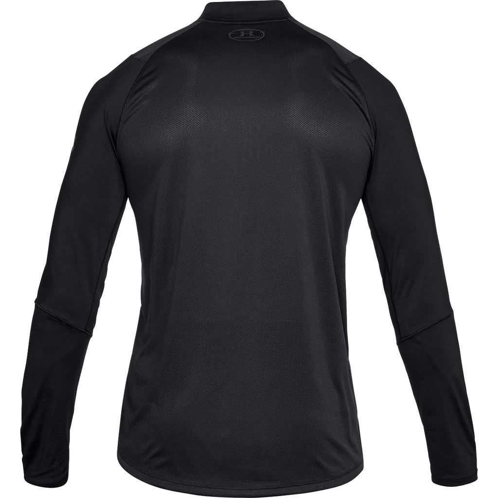 UNDER-ARMOUR-2019-MENS-HEATGEAR-MK-1-RAID-2-0-ZIP-LS-GYM-FITNESS-TOP thumbnail 9