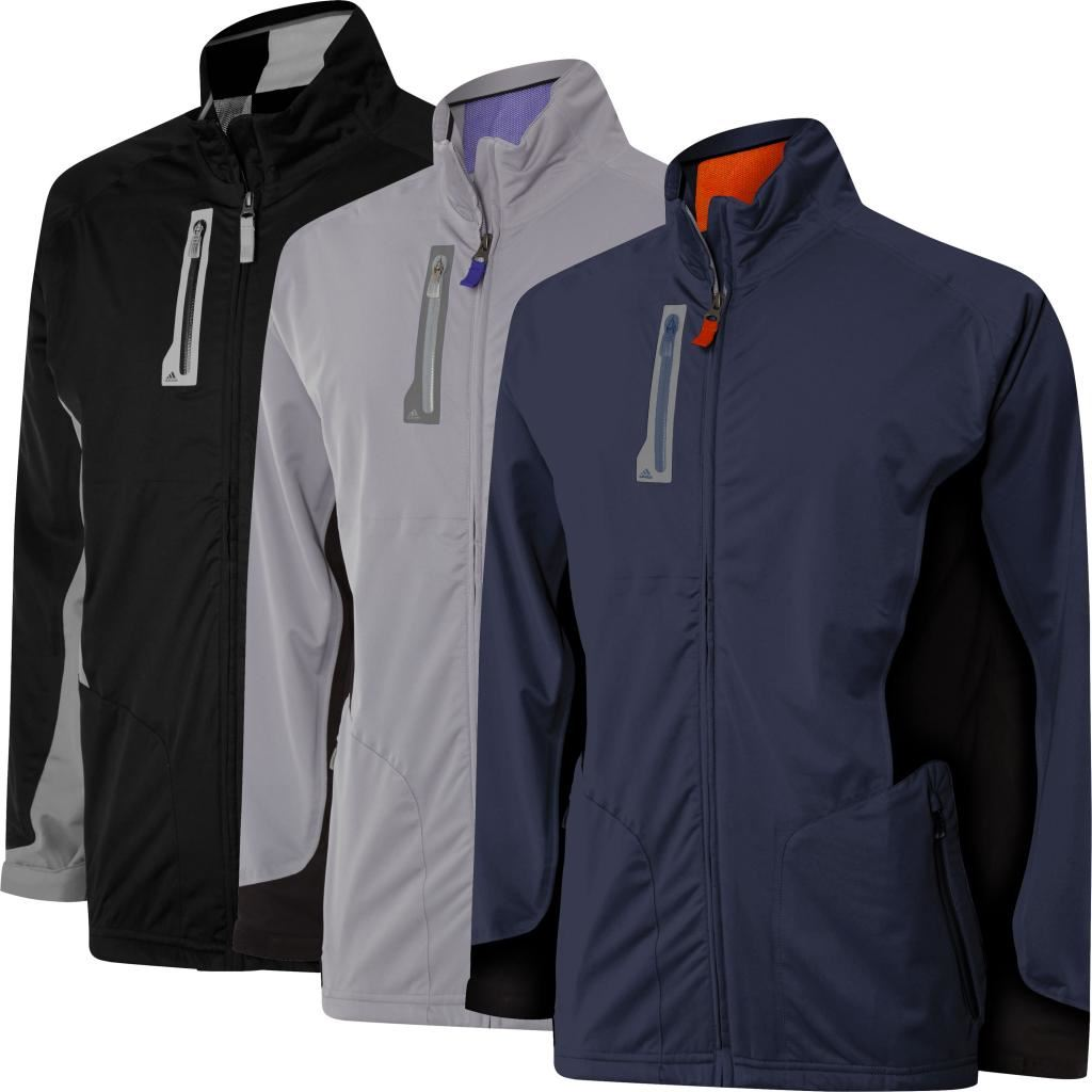 Details about adidas Golf Climaproof Advance Rain Puremotion Mens  Waterproof Jacket